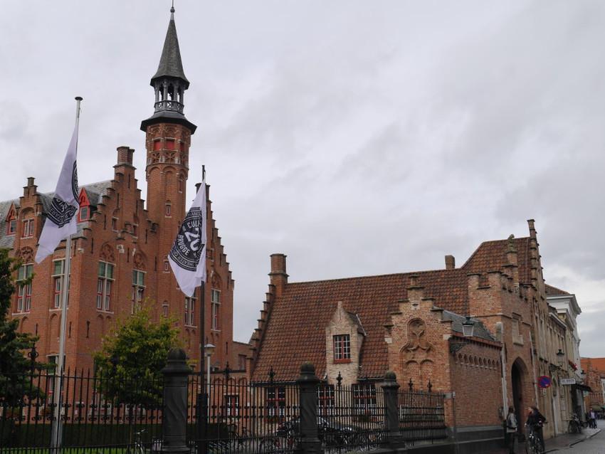 Дома Брюгге