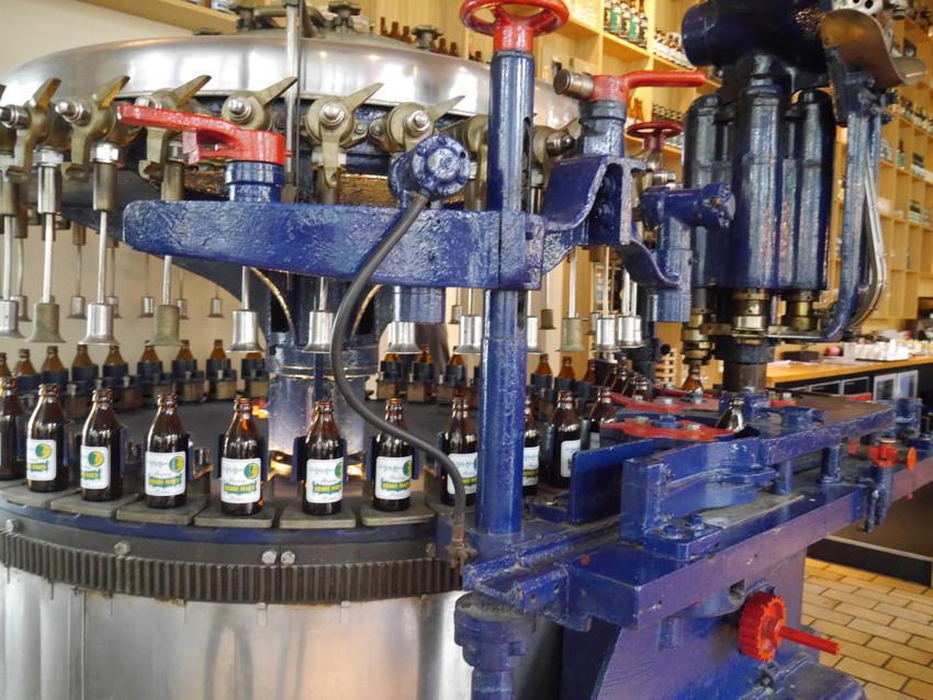 Процесс разлива пива