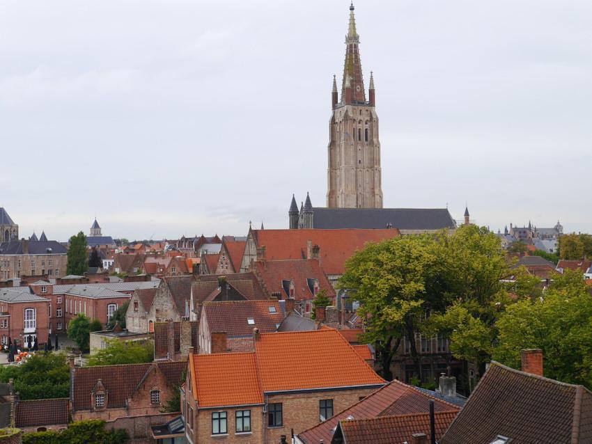 Вид с обзорной площаки музея