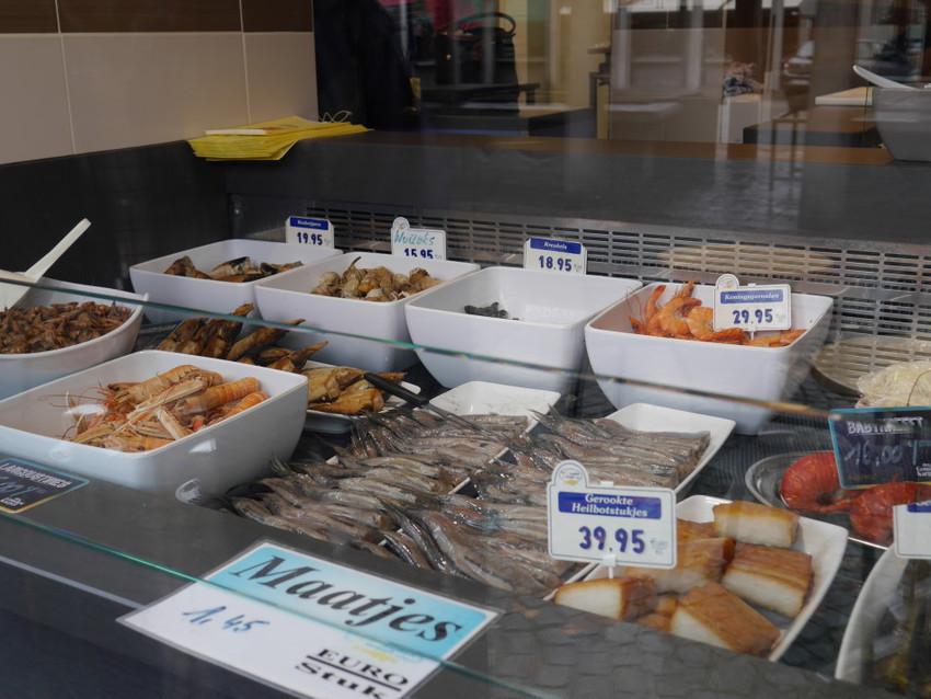 Рыбный рынок Брюгге