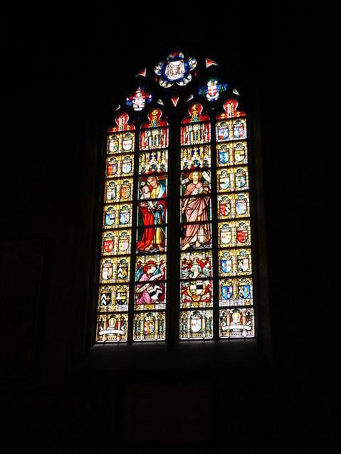 Мозайка собора Сан Сальватор