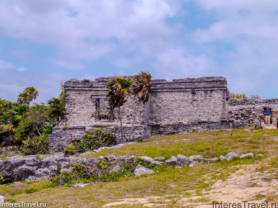 Дома майя. Тулум