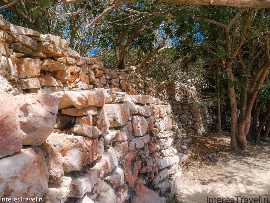 Стена Тулума