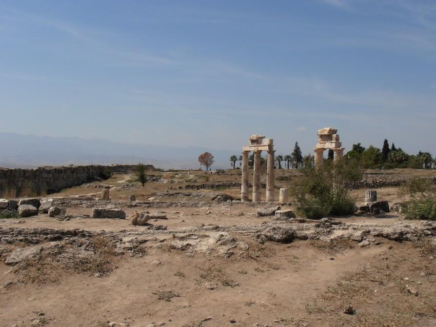 Иераполис: старый город.