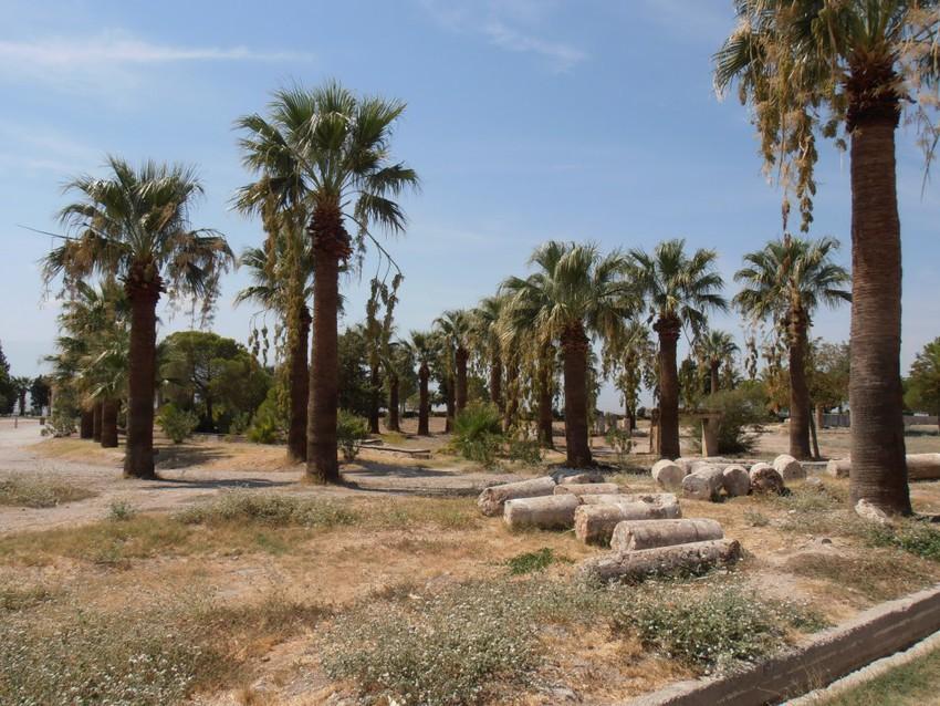 Руины города Иераполис