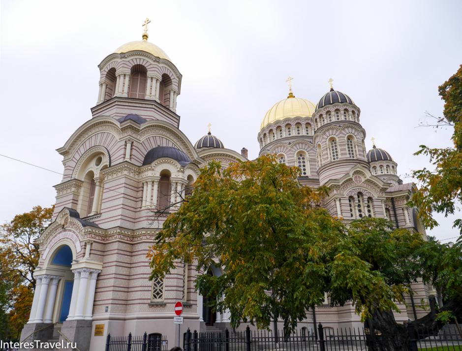 Центральный православный собор Риги