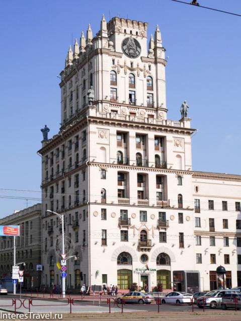 Ворота города. Минск