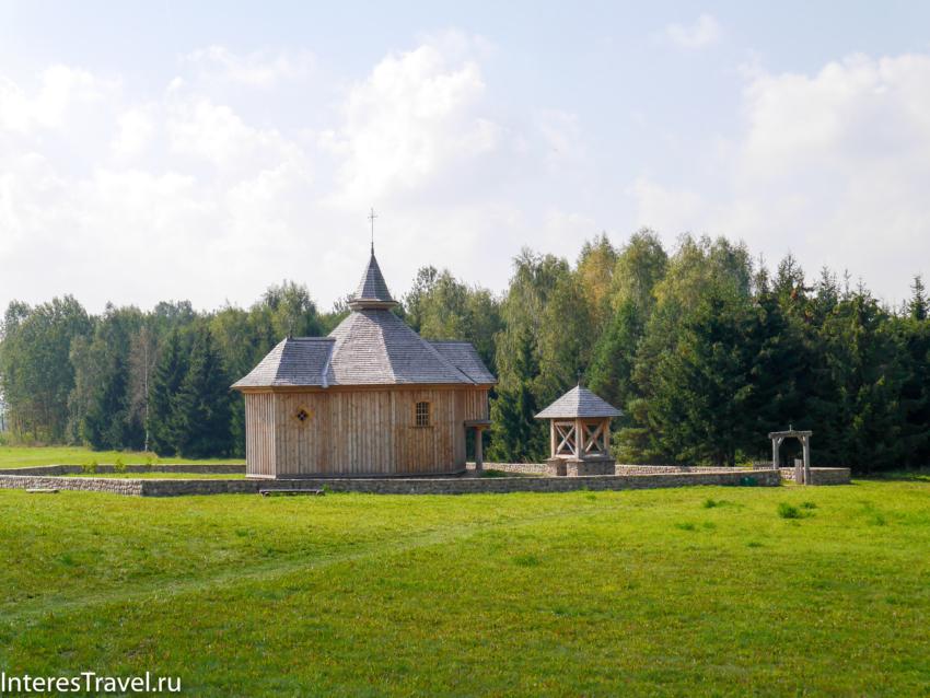 Белорусский музей народной архитектуры и быта.