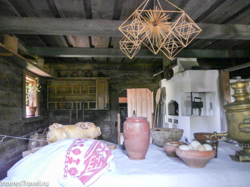 Белорусский музей народной архитектуры и быта. Кухня