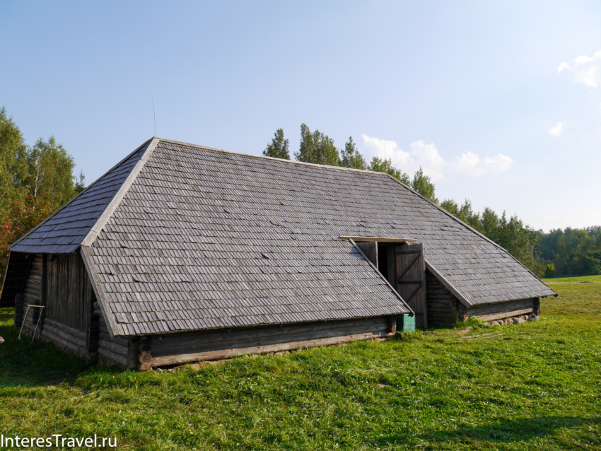 Белорусский музей народной архитектуры и быта. Хранилища