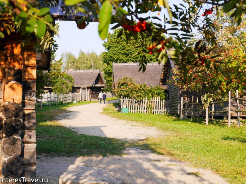 Белорусский музей народной архитектуры и быта