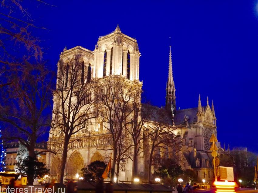 Нотер-Дам де Пари. Париж.