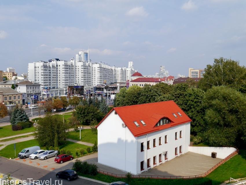 Район неподалеку от Пищаловского замка