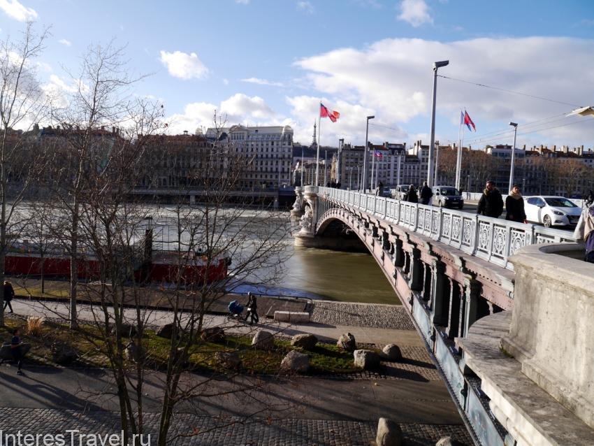 Мосты Лиона