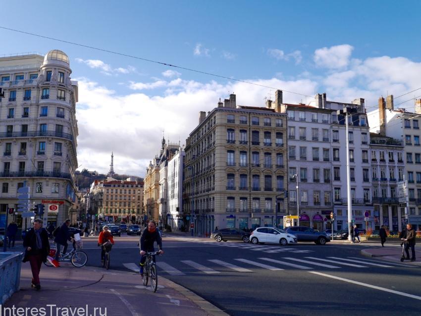 Улицы Лиона