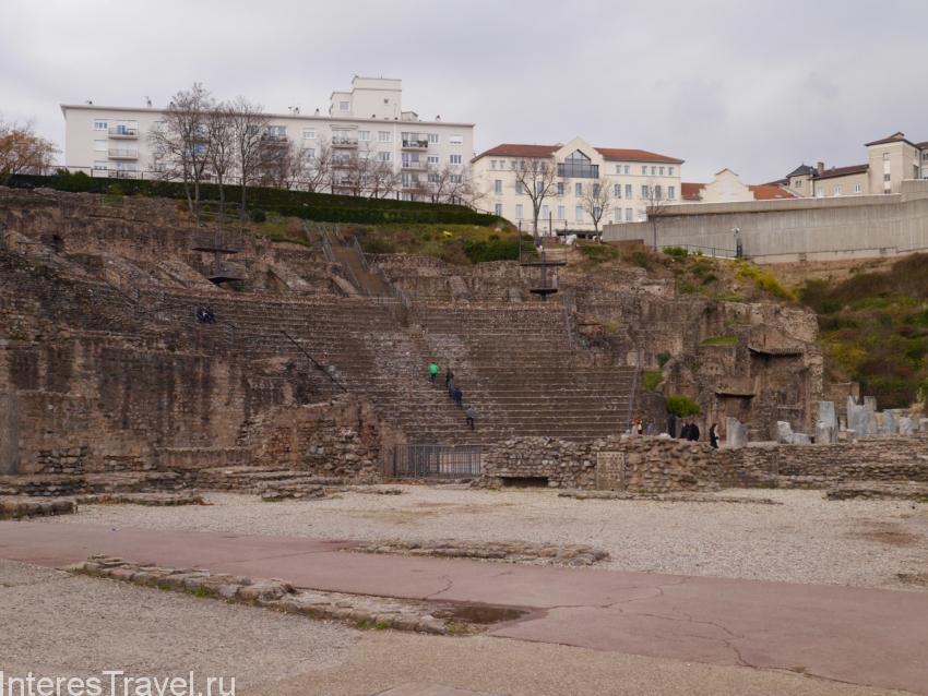 Гало-Римский амфитеатр