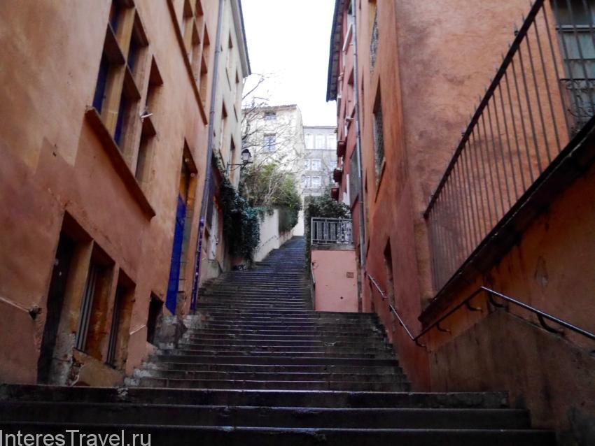 Улочки старого города. Трабули