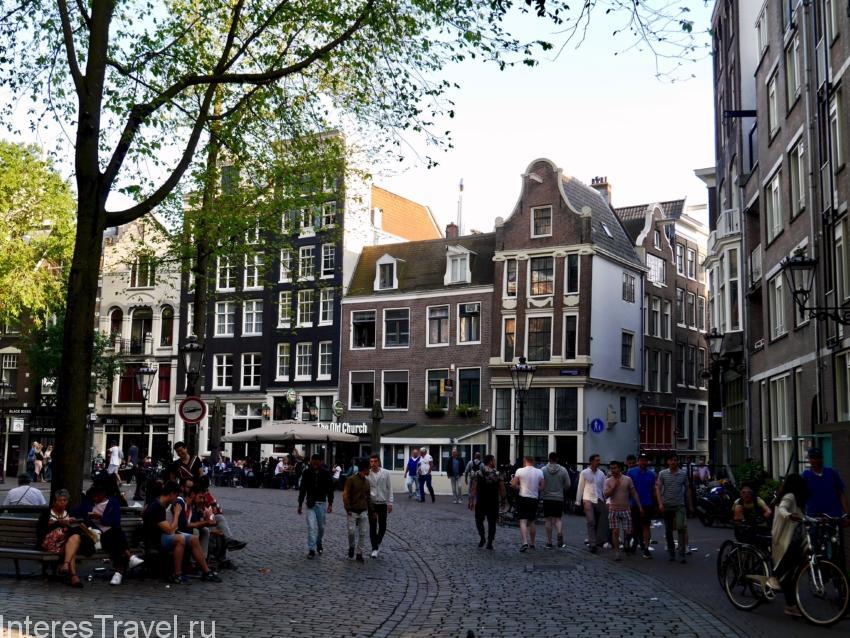 Амстердам. Улицы